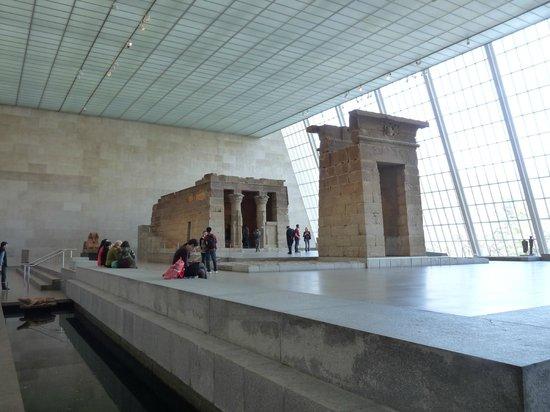 The Metropolitan Museum of Art: Egyptian tomb at the Met