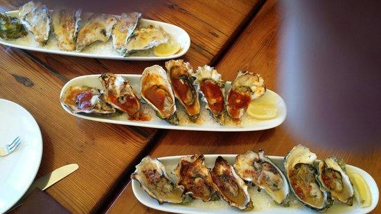 Nick's Cove Restaurant: !!!!