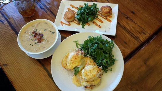 Nick's Cove Restaurant: ♡♡♡
