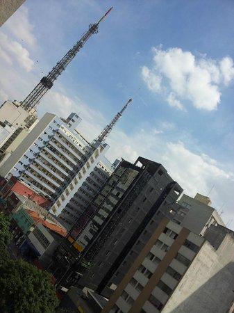 Ibis Budget Sao Paulo Paulista : Vista maravilhosa!!!