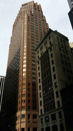 Andaz Wall Street: View of hotel from outside