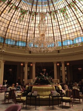 The Westin Palace Madrid : Grand!
