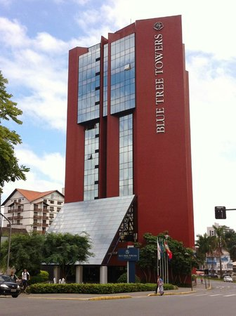 Blue Tree Towers Joinville: 3