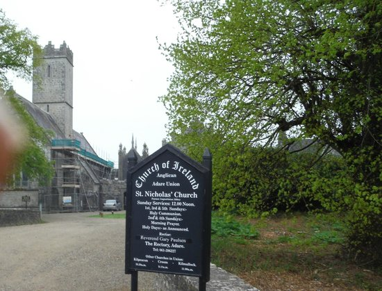 Old Augustinian Friary: Hours of operation