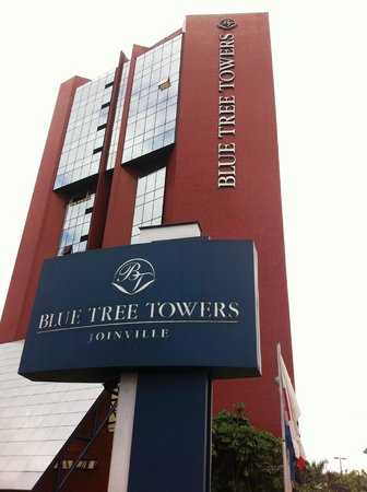 Blue Tree Towers Joinville: 2
