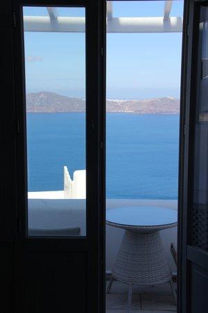 Belvedere Santorini: Inside View