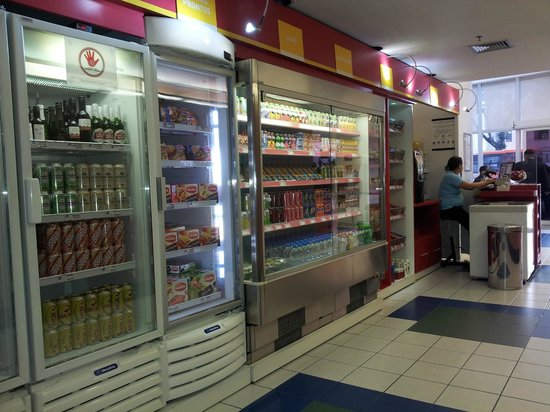Ibis Budget Sao Paulo Paulista : Loja de conveniência