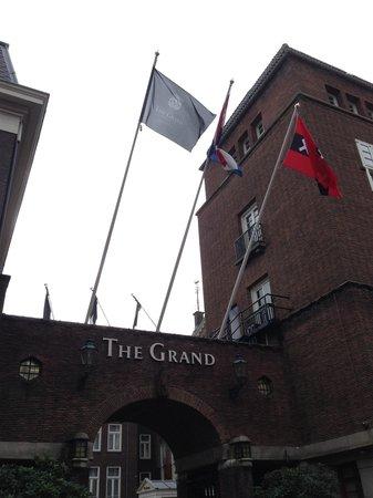 Sofitel Legend The Grand Amsterdam: Great Hotel