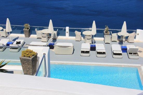 Belvedere Santorini: Room View