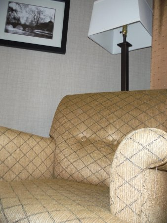 The Lord Nelson Hotel & Suites: Like-new furniture and fixtures