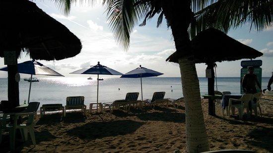 Alberto's Beach Bar Restaurant: Beach View