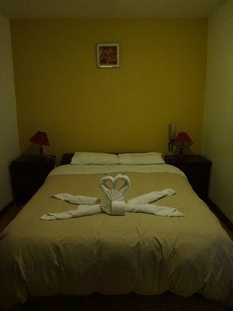 Pirwa Posada del Corregidor: habitacion
