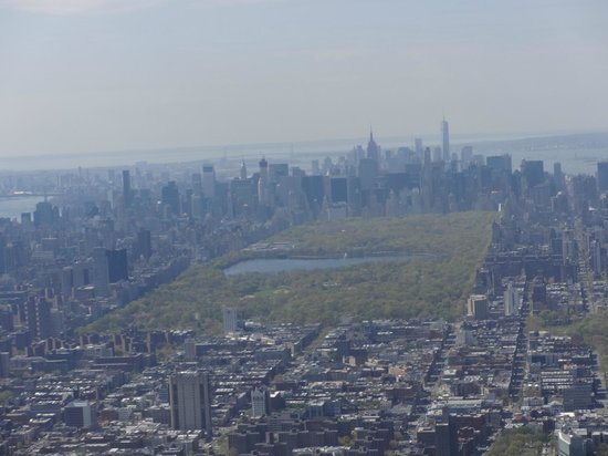 Helicopter Flight Services - Helicopter Tours: Central Park