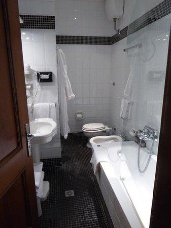 Hotel Mascagni : bathroom in 617