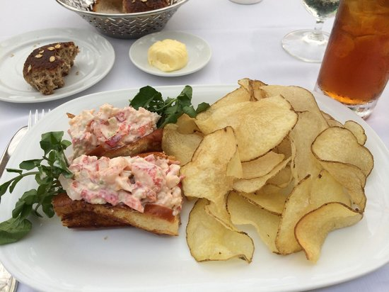The Sea Grill : Lobster roll