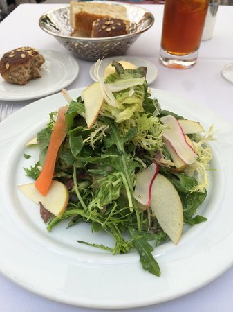 The Sea Grill : Salad