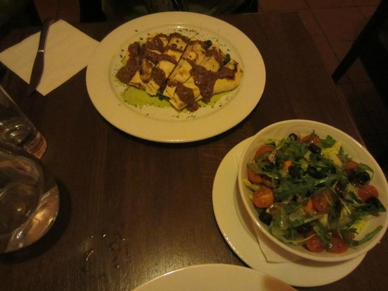 Papa's Living Restaurant: Delicious food!