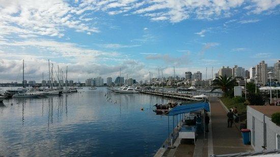 Hafen von Punta del Este: porto