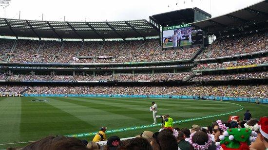 Melbourne Cricket Ground (MCG) : MCG