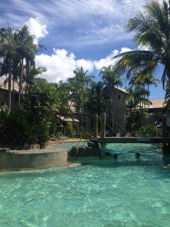 Islander Noosa Resort: Islander Hotel Pool