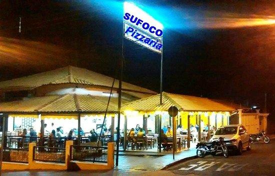 Pizzaria Sufoco