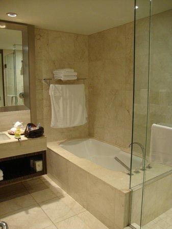 L'Hermitage Hotel : Bathroom