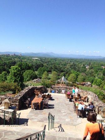 The Omni Grove Park Inn : View.