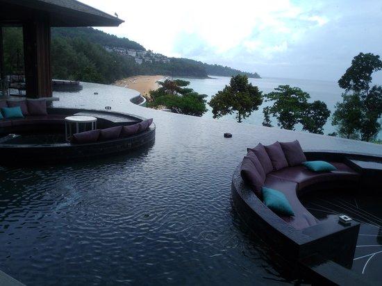 Pullman Phuket Arcadia Naithon Beach : View from the lobby