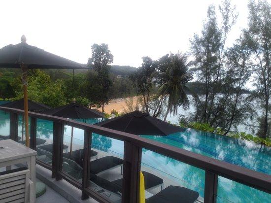 Pullman Phuket Arcadia Naithon Beach : View from the restaurant, Elements