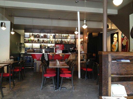 La Gueule de Bois : Restaurant Bar