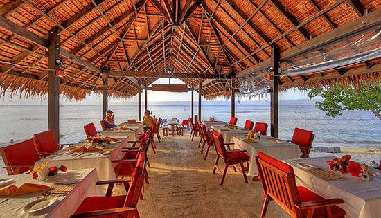 CoCo Beach Resort : Restaurant