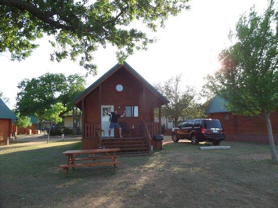 Merveilleux Willow Point Resort: The Cabin