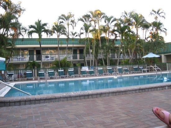 Wyndham Garden Fort Myers Beach: pool