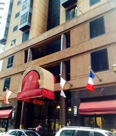 Stamford Plaza Melbourne: a lovely Melbourne hotel