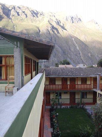 Inka Paradise Hotel : hotel