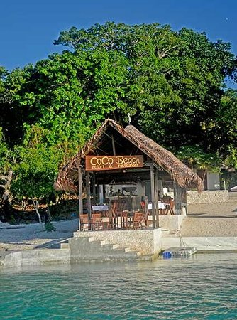 CoCo Beach Resort : Restaurant