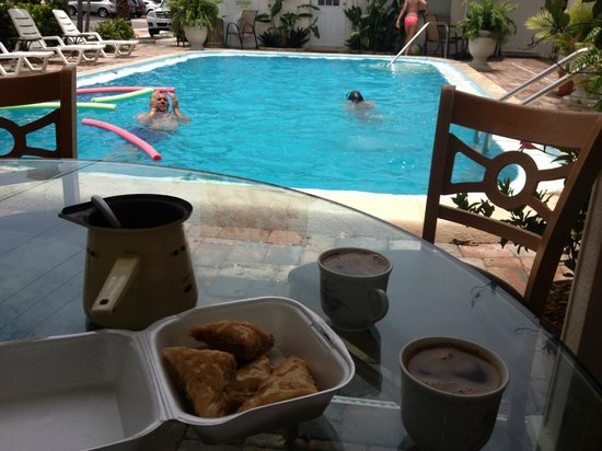 Sta'n Pla Motel : pool