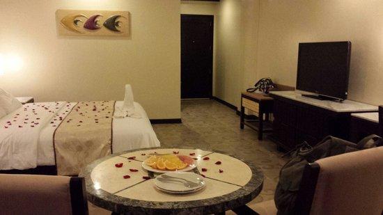Coron Westown Resort : Room