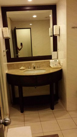 Coron Westown Resort : Sink