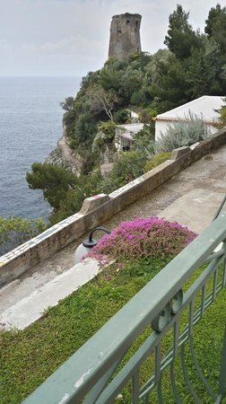 Hotel Onda Verde: Another view from our terrace.