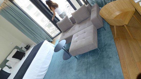 Hotel Ohla Barcelona: Lounge