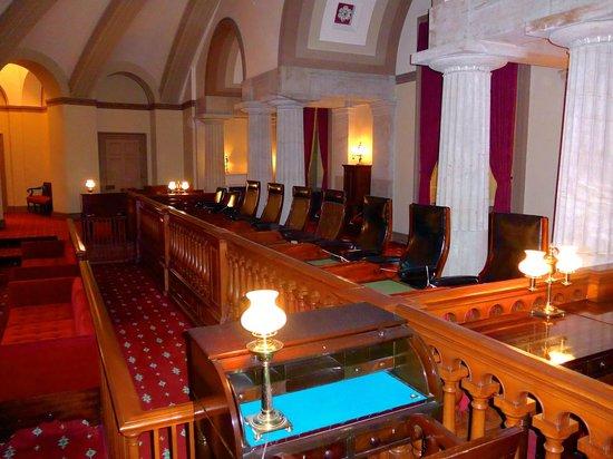 Capitol Hill : original supreme court