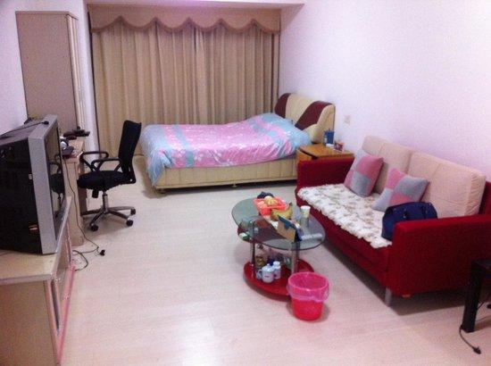 Yinxiangjia Apartment Shenzhen Futian Xinghe Shiji