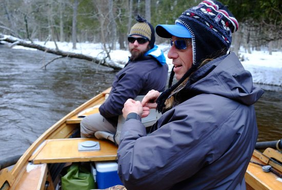 Pere Marquette River Lodge : Frank