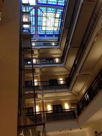 Hampton Inn & Suites Mexico City - Centro Historico: 1階から
