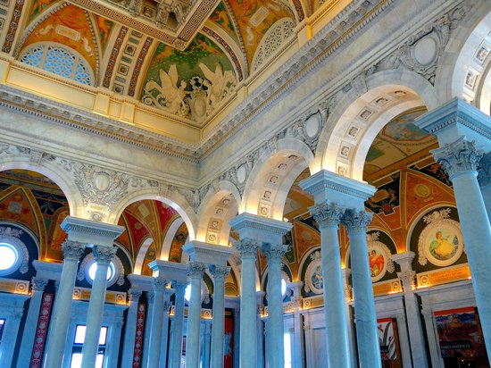 Library of Congress: love the colors