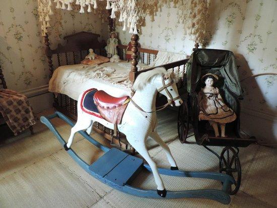 Rosedown Plantation State Historic Site: Inside