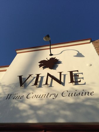 Vine: Wine Country Cuisine