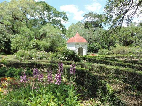 Rosedown Plantation State Historic Site: Gardens
