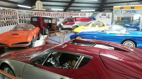 Darryl Starbird's National Rod & Custom Hall of Fame Museum